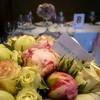 Оформление свадьбы в Европейском стиле. Цветы: Пионы, розы, кустовые розы, гортензия, салал.